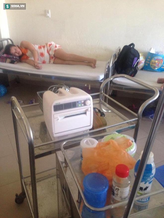 Thai phụ tố bị hàng xóm đánh phải nhập viện khẩn cấp - Ảnh 3.