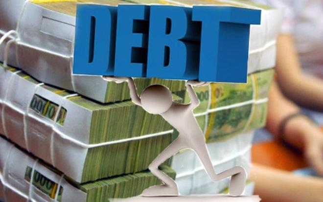 Nợ Chính phủ không ngừng tăng theo từng năm