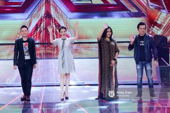 X-Factor: Diva Thanh Lam nhờ thí sinh LGBT xóa bỏ khoảng cách giới tính - Ảnh 1.