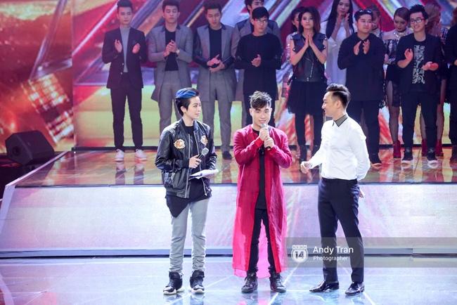 X-Factor: Diva Thanh Lam nhờ thí sinh LGBT xóa bỏ khoảng cách giới tính - Ảnh 14.