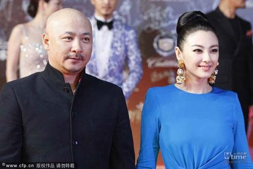 Chuyện tình yêu showbiz Hoa ngữ: Tình cũ của người này trở thành nửa kia của kẻ khác - Ảnh 14.