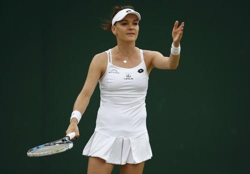 Radwanska liên tiếp bại trận trước Cibullkova dù được đánh giá cao hơn