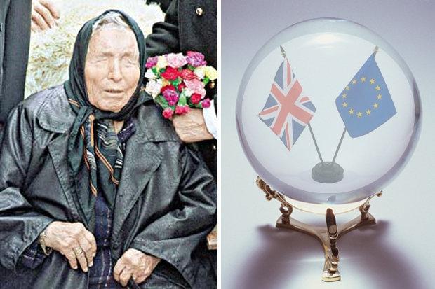 Giật mình với lời tiên tri của bà Vanga về Brexit! - Ảnh 2.
