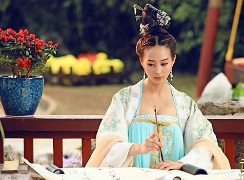 Diễn viên Trương Quân Ninh trong Võ Mỵ Nương truyền kỳ,