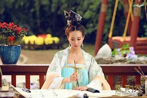 Sao 'Vo My Nuong' den TP HCM quay phim cung Tran Bao Son hinh anh 1
