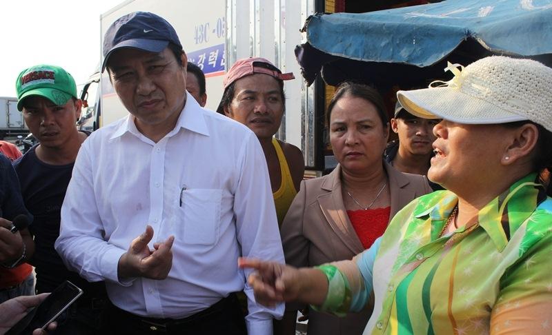 Ông Huỳnh Đức Thơ một lần nữa được phê chuẩn làm Chủ tịch UBND TP.Đà Nẵng.