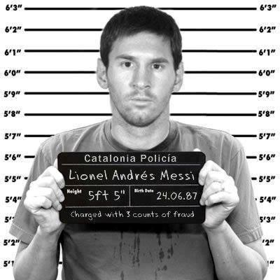 Anh che Messi di tu tran ngap Internet hinh anh 2