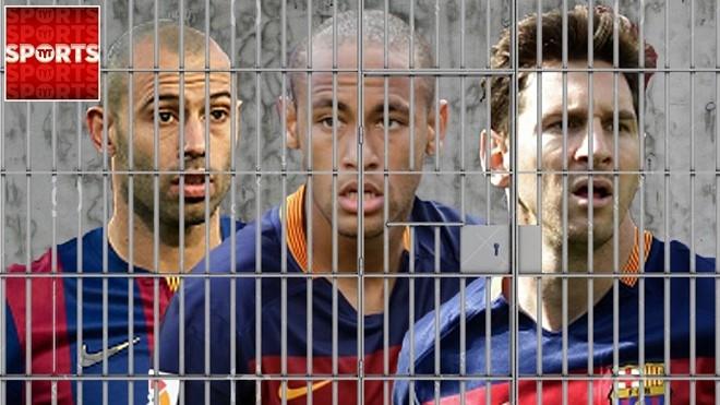 Anh che Messi di tu tran ngap Internet hinh anh 3