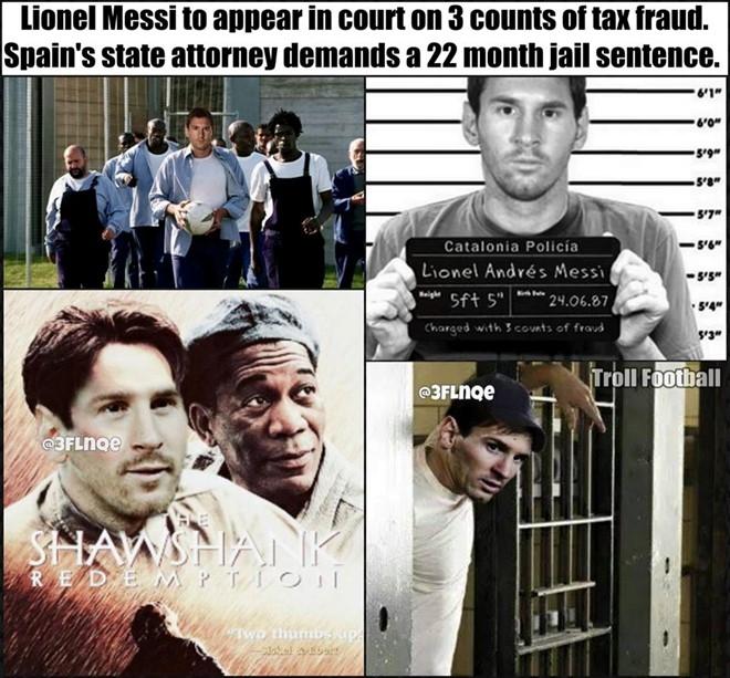 Anh che Messi di tu tran ngap Internet hinh anh 4