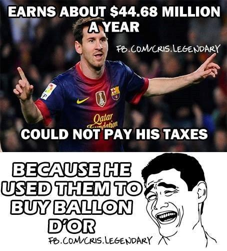 Anh che Messi di tu tran ngap Internet hinh anh 7