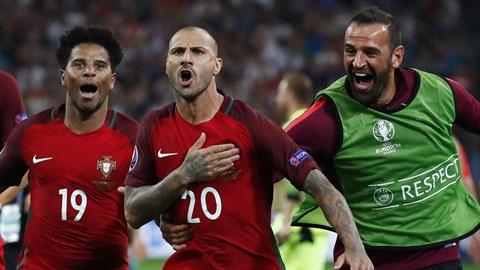 Bồ Đào Nha vs. Xứ Wales: Đến lúc Quaresma trở thành điểm tựa