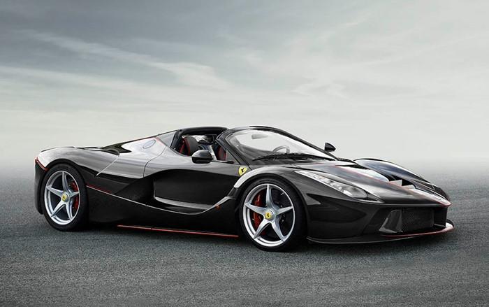 Chính thức lộ diện siêu phẩm Ferrari LaFerrari mui trần - ảnh 2