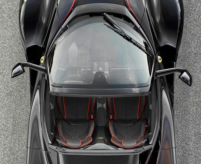 Chính thức lộ diện siêu phẩm Ferrari LaFerrari mui trần - ảnh 4