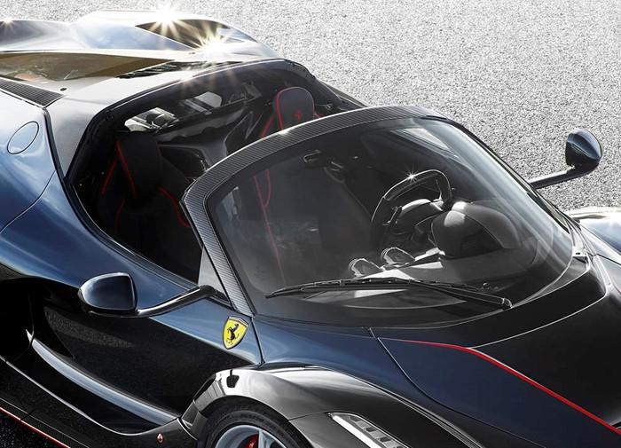 Chính thức lộ diện siêu phẩm Ferrari LaFerrari mui trần - ảnh 5