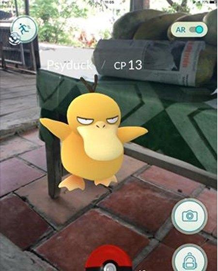 cơn sốt Pokemon Go, Pokemon Go, Pokémon GO