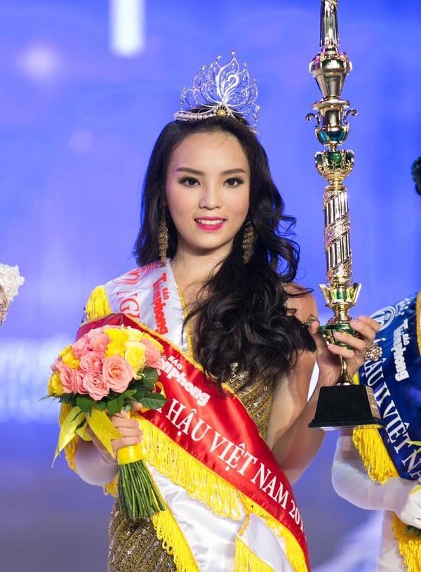 Kỳ Duyên là Hoa hậu nhiều thị phi nhất lịch sử showbiz Việt? - Ảnh 2.