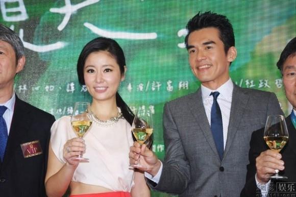 Lâm Tâm Như không phủ nhận tin đồn mang thai 3 tháng 1