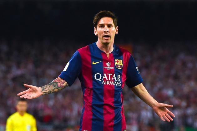 Messi nhận án tù 21 tháng, Barcelona nói gì? - Ảnh 1.