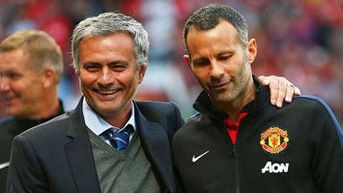 Mourinho tiết lộ lý do thực sự khiến Giggs chia tay M.U