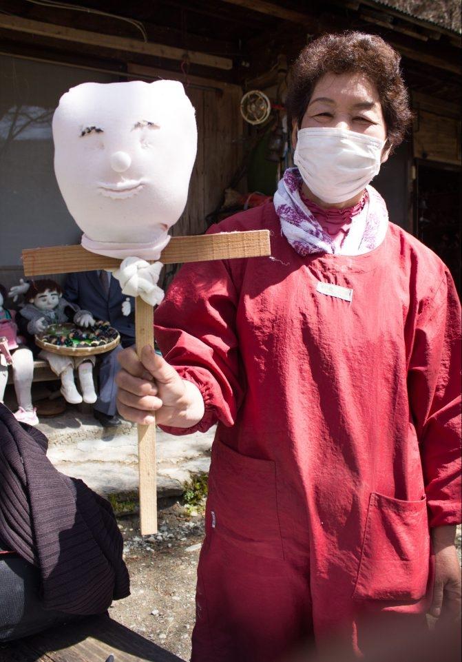 """Nơi búp bê """"sống thay"""" cho người chết ở Nhật Bản - 3"""
