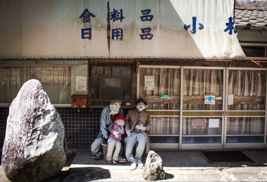"""Nơi búp bê """"sống thay"""" cho người chết ở Nhật Bản - 4"""