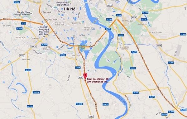 Tien thu phi cao toc Phap Van 'tang vot bat thuong' hinh anh 2