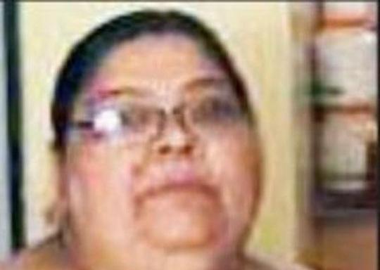 Bà Manjula Vithlani. Ảnh: TIMES OF INDIA