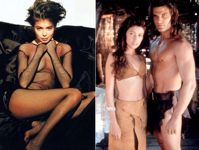 8 cô vợ Tarzan nóng bỏng trên màn ảnh
