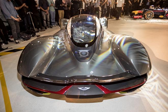 Aston Martin san xuat sieu xe F1 duong pho gia 4 trieu USD hinh anh 9