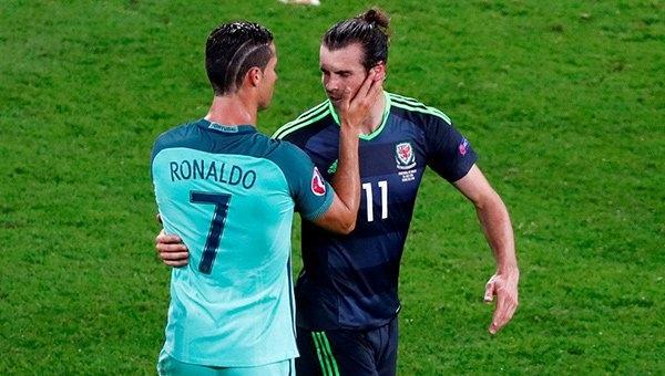 Cristiano Ronaldo, Ronaldo, Gareth Bale, Bồ Đào Nha, Xứ Wales, Fernando Santos, Chris Coleman, EURO 2016
