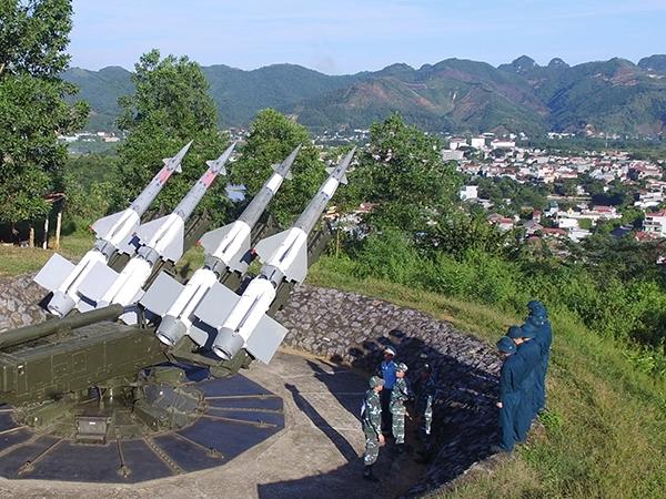 Cả 3 miền đều đã được bảo vệ bởi tên lửa phòng không cải tiến - Ảnh 2.