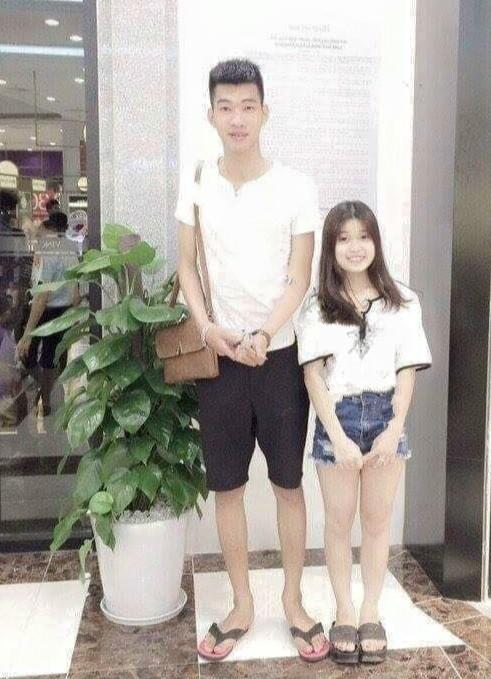 Cap 9X Thai Binh chenh nhau 40 cm gay chu y tren mang hinh anh 1