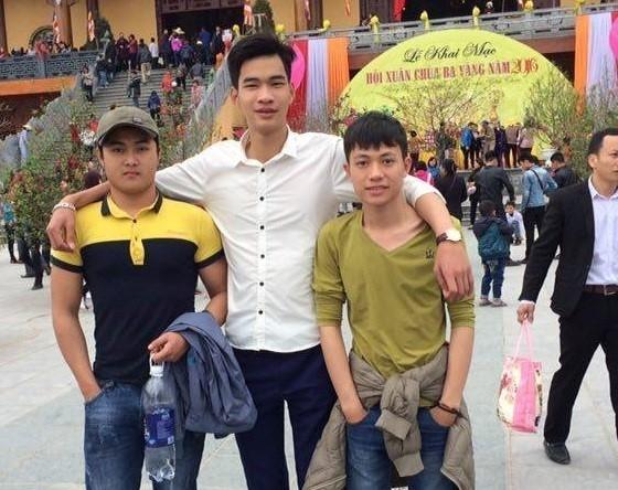 Cap 9X Thai Binh chenh nhau 40 cm gay chu y tren mang hinh anh 3