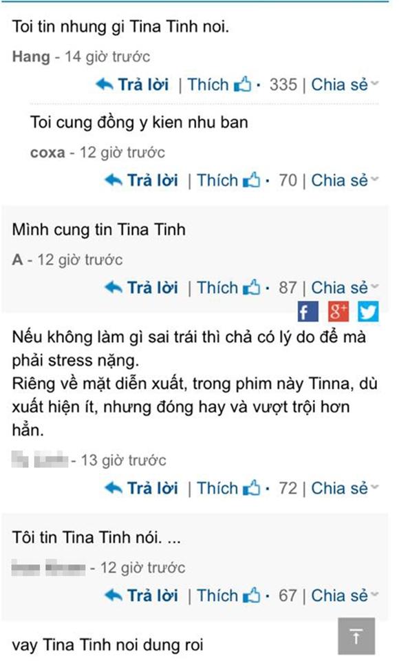 Dương Cẩm Lynh viết tâm thư 1