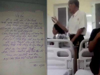 Xúc động bài thơ cụ ông gửi vợ ốm trong bệnh viện