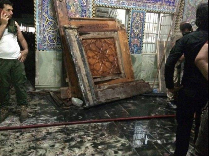 Đánh bom liều chết ở Iraq, ít nhất 35 người thiệt mạng
