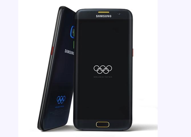 Samsung Galaxy S7 và S7 edge Olympic Editions chính thức trình làng