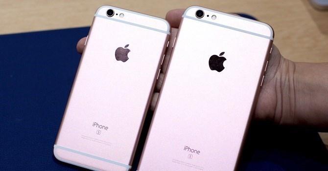 iPhone 6s vẫn giữ giá dù đã ra mắt sau 1 năm