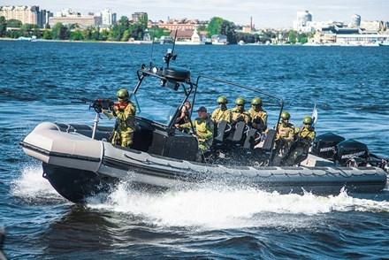 Tàu tấn công BK-10. Ảnh: Tass