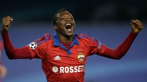 Leicester phá kỷ lục chuyển nhượng mua tiền đạo người Nigeria