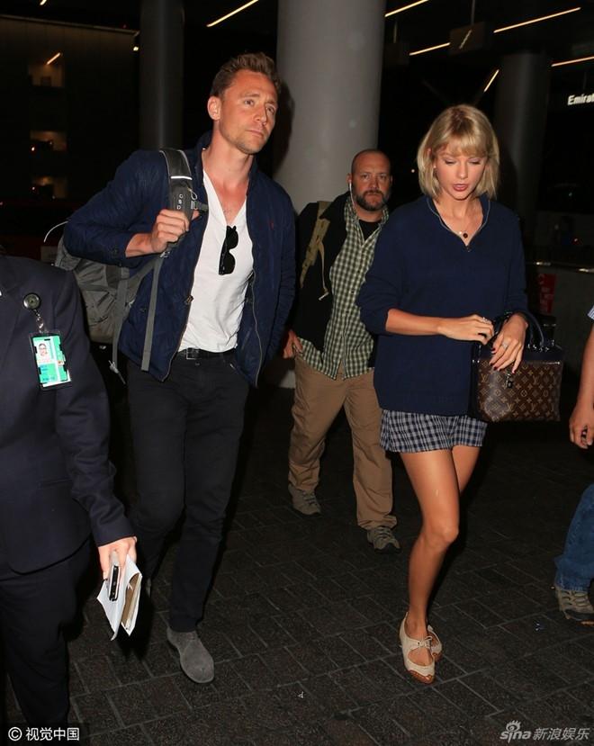 Loki va Taylor Swift bi to dang dien vo kich yeu hinh anh 3