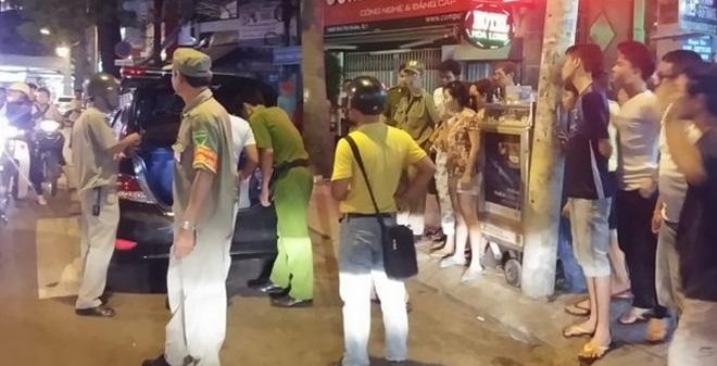 Thanh niên cướp xe tại quán cà phê nhưng không biết nổ máy