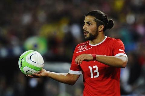 Ricardo Rodriguez chơi rất tốt tại EURO 2016