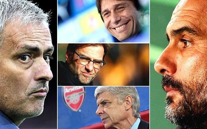 Ngoại hạng Anh: Đấu trường đỉnh cao của bảy HLV tài danh - ảnh thể thao