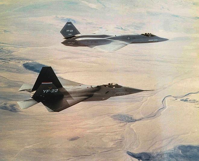 Sieu tiem kich YF-23 co the xuat sac hon F-22 hinh anh 3