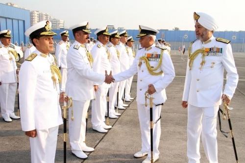Tranh chấp Biển Đông: Mỹ khuyên Trung Quốc lấy Ấn Độ 'làm gương' - Ảnh 1