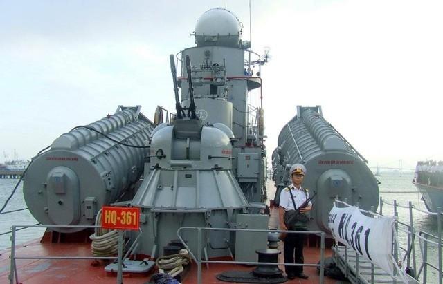 Uy lực đáng nể của pháo AK-230 trên chiến hạm Việt Nam - Ảnh 3.