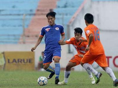 Vòng 15 V-League: HAGL hòa Hải Phòng, Quảng Nam cầm chân Thanh Hóa