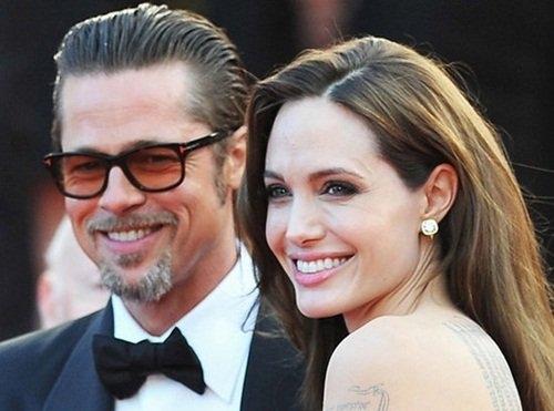Brad Pitt, Angelina Jolie, Brad Pitt và Angelina Jolie