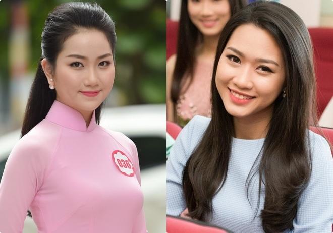 Nhiều nhan sắc nổi bật tại sơ khảo Hoa hậu Việt Nam phía Bắc